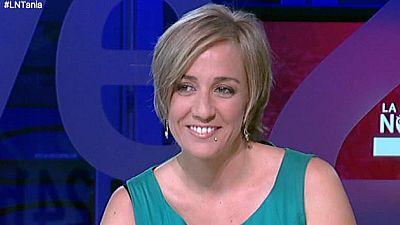 """Tania Sanchez: """"La confrontación de caras no es el camino que hace a Podemos más fuerte"""""""