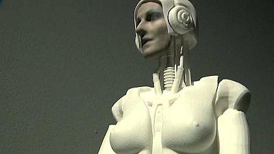 Metr�polis - VI Bienal de Arte Contempor�neo de la ONCE - ver ahora