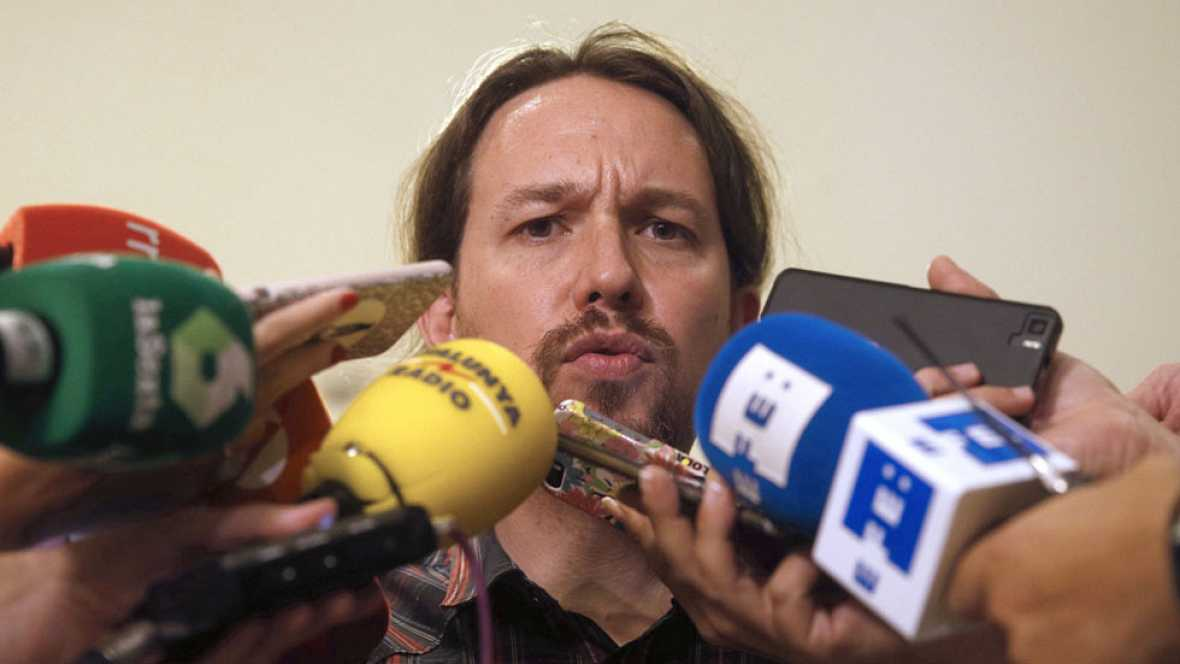Podemos cuestiona un gobierno en minoría de Sánchez y Ciudadanos solo ve posible uno del PP