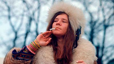 Cine en casa 'All things must pass' y 'Janis'