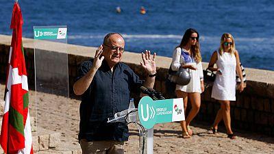 Los candidatos al Parlamento Vasco inmersos en la campaña electoral