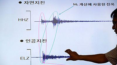 Pyongyang realiza su quinto ensayo nuclear, que provoca un terremoto y la condena internacional