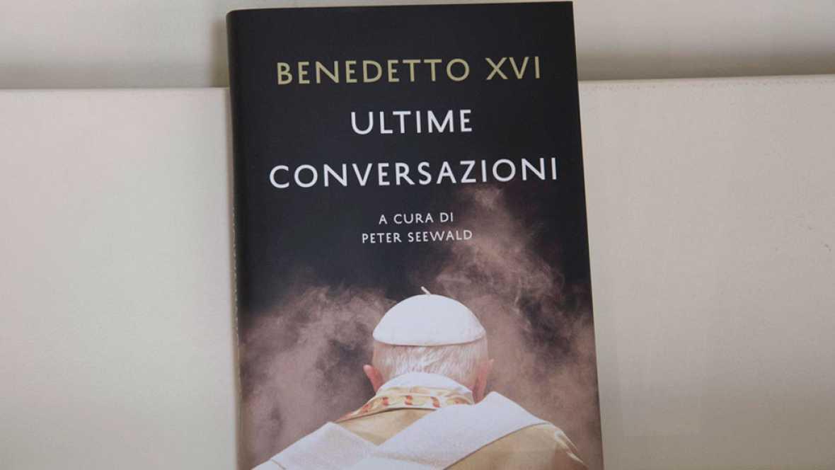 Sale a la venta el libro 'Últimas conversaciones' sobre Benedicto XVI