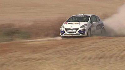 Automovilismo - Campeonato de Espa�a Rallyes de Tierra 'Rallye Ciutat de Cervera' - ver ahora