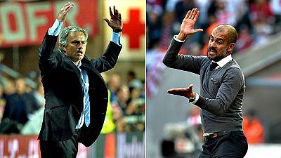 Desde hace un par de meses, la tranquilidad de Manchester, una urbe de poco más de 500.000 habitantes, se ha visto alterada por la llegada de Pep Guardiola y José Mourinho a los banquillos de City y United, respectivamente.
