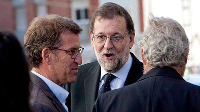 Elecciones Galicia 2016 | Diagnósticos opuestos de PP y PSdeG a la gestión de Feijóo