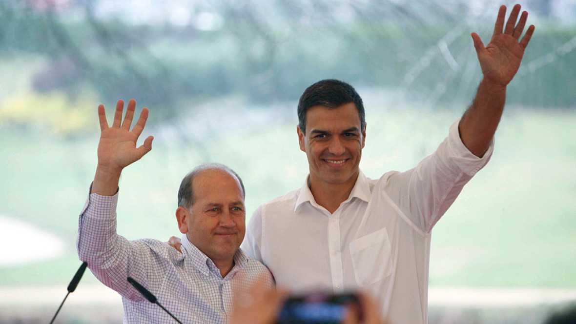 """Sánchez: """"Mi no a Rajoy no es una cuestión personal"""""""