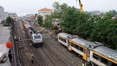 Ya se ha restablecido la circulación en la línea donde descarriló el tren