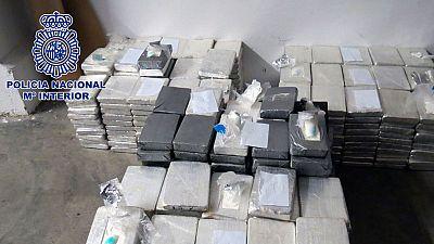 La mayor incautación de droga realizada gracias a la colaboración ciudadana