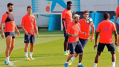 El Barça recibe al Alavés pensando en el pleno de victorias