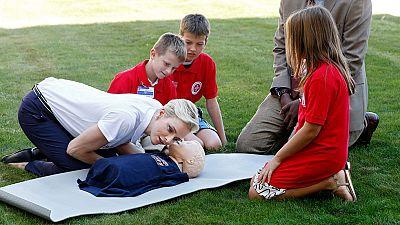 Se celebra el Día Mundial de los Primeros Auxilios