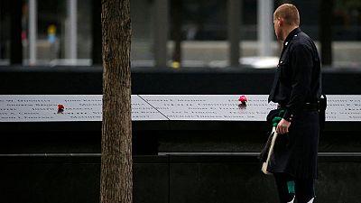 Nueva York recuerda a las víctimas del 11S en el quince aniversario de los atentados