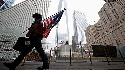 Así es EE.UU. quince años después del 11-S