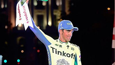 """Vuelta 2016   Contador: """"Espero haber cubierto este año el cupo de mala suerte"""""""