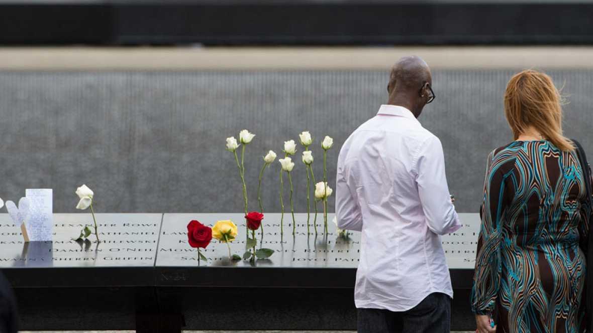 EEUU rinde homenaje a los fallecidos en los atentados del 11S
