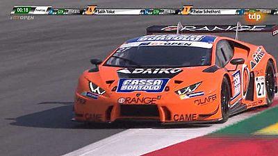 Automovilismo - Internacional GT Open 2� Carrera desde Austria - ver ahora