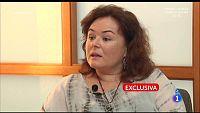 Ruth Ortiz recuerda el perf�l de su exmarido