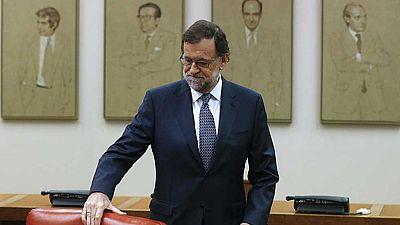 """Rajoy estudia fórmulas jurídicas para minimizar los """"daños"""" por la falta de presupuestos"""