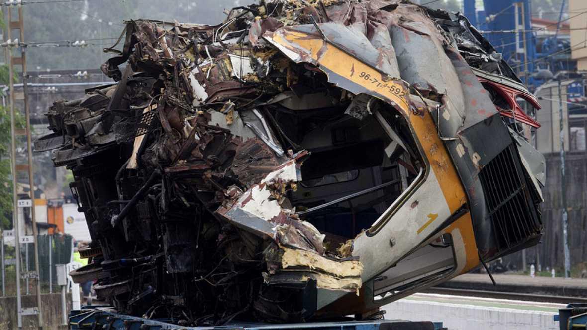 Los presidentes de Renfe y Adif comparecerán en el Congreso para informar sobre el accidente de tren en O Porriño