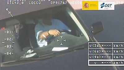 Tráfico inicia una nueva campaña para vigilar el uso del cinturón de seguridad