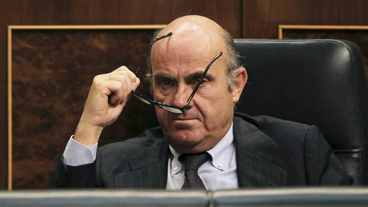De Guindos comparecerá este martes ante la comisión de Economía para dar explicaciones por el 'caso Soria'