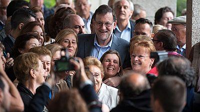 Rajoy viaja a Galicia para asegurar que el PP tiene el mejor candidato