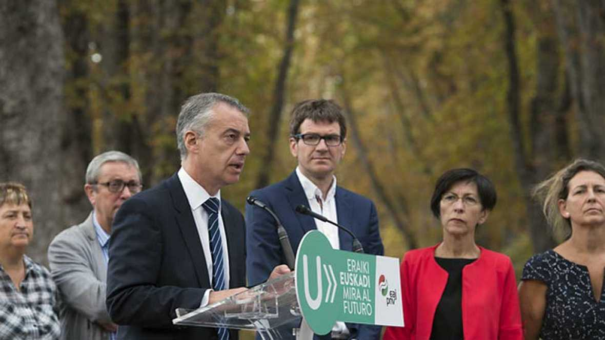 Transporte, educación y empleo, entre las promesas de los partidos vascos