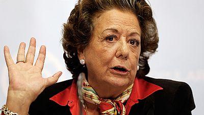 El Tribunal Supremo investigará a Rita Barberá por un presunto delito de blanqueo