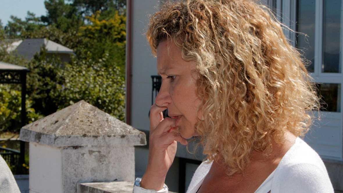 La Guardia Civil interroga a la madre de Diana Quer en su casa durante horas