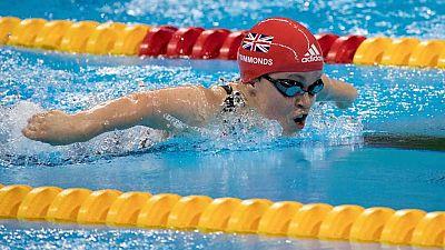 Juegos Paralímpicos Río 2016 ¿ Natación series preliminares - VER AHORA