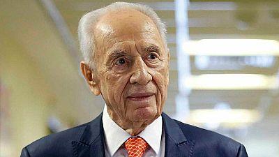 """El expresidente israelí Simon Peres, en coma inducido tras sufrir una """"hemorragia cerebral grave"""""""