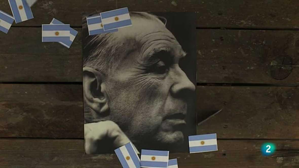 Página Dos - 30 años sin Jorge Luis Borges