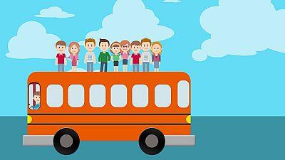 Desafía tu mente - ¿Cuántos años tiene el conductor del autobús?