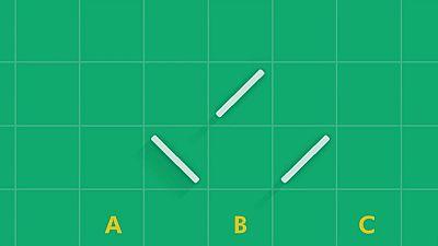 Desafía tu mente - ¿En qué zona de salto caerá el balón?