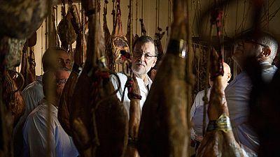 Mariano Rajoy defiende que el proyecto del PP es el mejor para Galicia