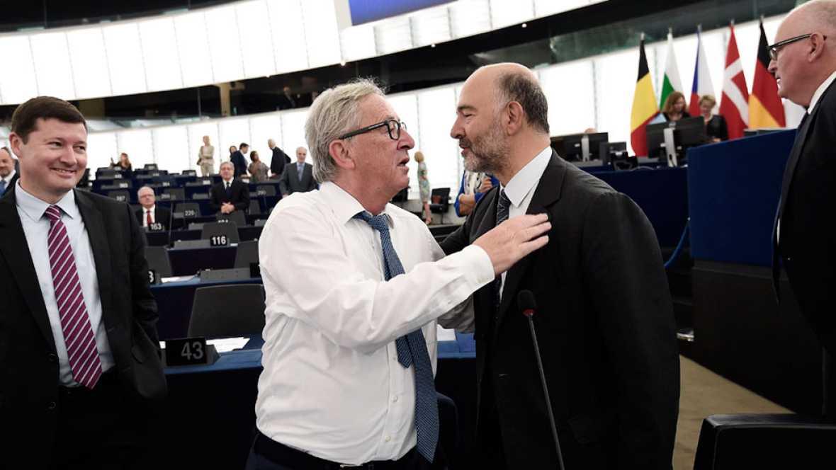 Juncker considera que el 'brexit' no es una amenaza para la Unión Europea