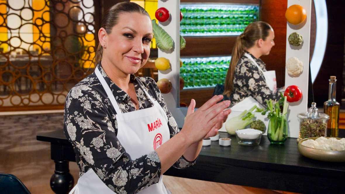 MasterChef Celebrity - Niña Pastori, crecer en la cocina