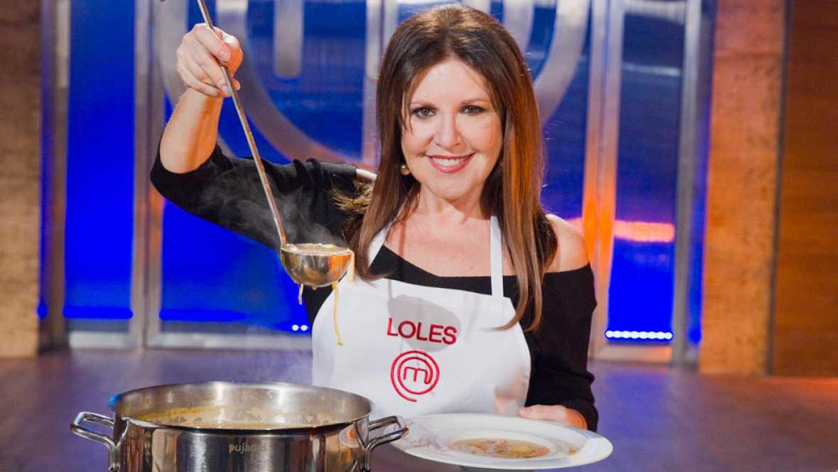 MasterChef Celebrity - Loles León, divertida y exigente