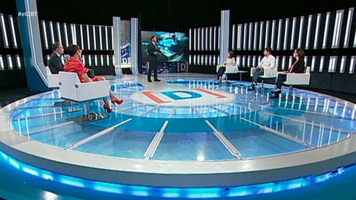 El debate de La 1 - 14/09/16 - ver ahora