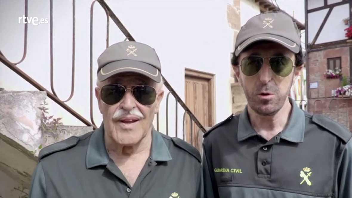 Olmos y Robles - Claudio Olmos y Braulio Robles