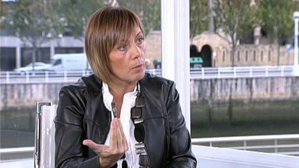 """Larrion (EH-Bildu): """"Nuestra propuesta de pacto para hacer país sería PNV, Eh Bildu y Podemos"""""""