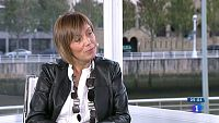 Los desayunos de TVE - Miren Larrion,  cabeza de lista de EH Bildu por �lava - ver ahora