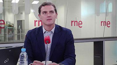 Las mañanas de RNE - Rivera: Rajoy debe pedir a Rita Barberá el escaño como senadora - Escuchar ahora