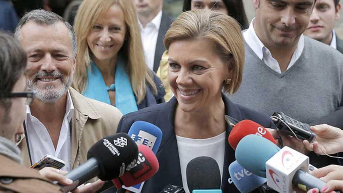 El PP da por zanjado el caso de Rita Barberá tras su baja del partido