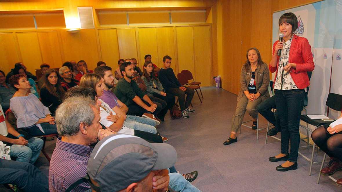 El PSdeG propone una reforma del estatuto de autonomía y el BNG una Hacienda gallega