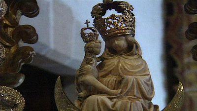 Senderos isleños - Virgen de la Peña