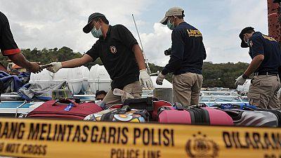 La policía indonesia confirma la muerte de una española en el accidente de un trasbordador en Bali