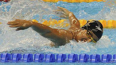 Juegos Paralímpicos Río 2016 - Natación Finales (2)