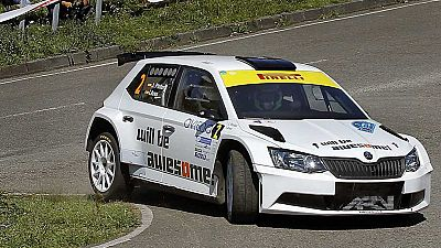 Automovilismo - Campeonato de Espa�a Rallyes de Asfalto 'Rally Princesa de Asturias' - ver ahora