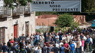 Elecciones Galicia 2016 | Feijóo impulsa el mundo rural gallego desde su aldea natal